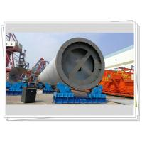 Buy cheap Offshore Wind Tower Foundation Monopile Used Hydraulic Fit Up Rotator from wholesalers
