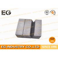 Quality Customized Graphite Bar Stock , Disk High Pressure Resistance High Density Graphite Blocks for sale