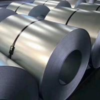 Quality 0.6mm Thickness Alu - Zinc Galvalume Steel Coil For Rolling Doors DIN Standard for sale