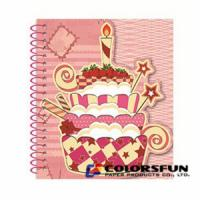 "Quality 6""x7"" Diary, 60 sheets, Our Own Design, OEM Accepted for sale"