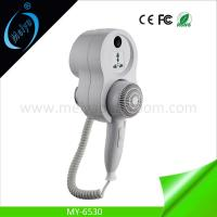 AC motor hair dryer with triangle socket