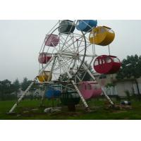 Quality Outdoor Big Wheel Fairground Ride , 360 Degrees Ferris Wheel Attraction for sale