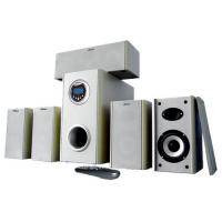 Quality remote control 5.1 home theatre speakers bulit-in FM radio support USB.SD for sale