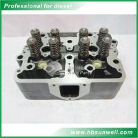 Quality NT855 Diesel Engine Cylinder Head / Assy 4915422 Cummins Cylinder Head for sale