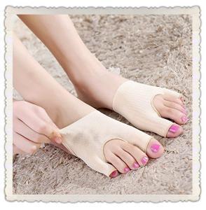 Quality Hallux valgus correction orthotics toe separator Straighteners used breathable fabric for sale
