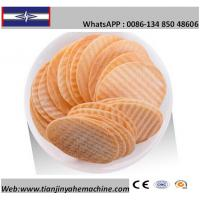 Quality Stainless Steel Made Full Automatic Baked Potato Chips Production Line for sale