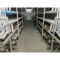 Quality Heat Insulation Industrial Cold Room -60~-0 Degree Temp For Meat / Fish Storage for sale