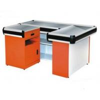 Quality Supermarket Checkout Cash Counter Table for sale