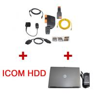 Quality BMW ICOM  ISIS ISID A+B+C Plus 2019.12 BMW ICOM  Software BMW Diagnostic Tools with Dell D630 for sale