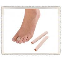 Quality Tube Toes / Fingers Gel Bandage Toe Protector Pain Relief for sale