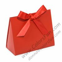 Quality Paper Gift Boxes Purse Tote for sale