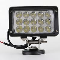 Quality 45W CREE LED Truck Lights For Tractor Trucks Off road Jeep for sale