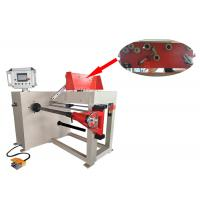 Quality Flat And Round Copper Wire Automatic Transformer Winding Machine With 4kw Motor Driven for sale