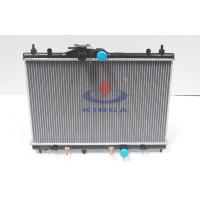 Quality Aluminum racing radiator For Nissan Radiator In TIIDA ' 2004 , OEM 21460-ED500 for sale