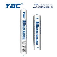 Quality Strong Adhesion Silicone Sealant Weatherproof for Variety of Metal, Wood Sealing for sale