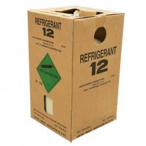 Quality CAS 75-71-8  Refrigerant Gas R12 for sale