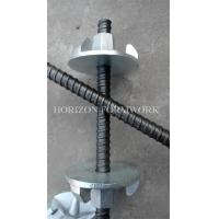 China Steel formwork tie rod for construction on sale