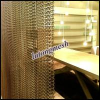 Quality New designed hot selling Decorative wire mesh for room divider for sale