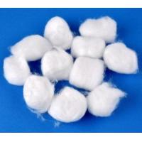 Buy cheap Sterile Dental Surgical FDA 10mm Absorbent Cotton Ball from wholesalers