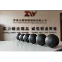 Quality Low breakage Forged Grinding Ball 20-130mm 45# 60Mn B2 B3 Material forging steel balls for sale