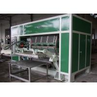 China Full Automatic Pulp Moulding Machinery for Recycle Paper Egg Tray / Egg Box / Fruit Tray Production Line on sale