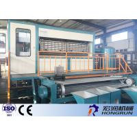 Quality Rotary Type Paper Pulp Making Machine For Egg Tray / Egg Carton 25m*3m*4m for sale