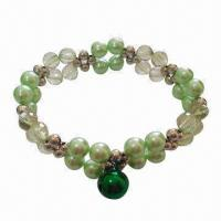 Quality Pet Necklace, A Jade Green Shining Series for sale