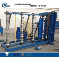 Buy cheap Roof Pipe Bending Metal Roll Forming Machine / Roll Forming Equipment Adjustable from wholesalers