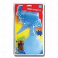 China Battery-Operated Fan Sprayer with PE Bottle, OEM Orders are Welcome on sale