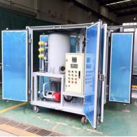 Quality ZJA Series High Vacuum Oil Purifier Machine, Insulation Oil Purifier for sale