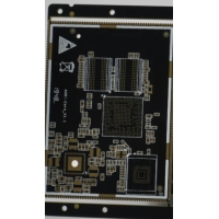 China Traffic Control System 6 Layer KB FR4 Tg150 OSP HDI PCB Board on sale