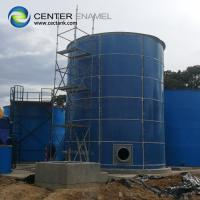 Quality Glass - Fused - To - Steel Bolted Industrial Process Tanks For Process Water Storage for sale