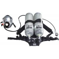 China Carbon Composite Cylinder Self-contained Breathing Apparatus 5L & 6L & 6.8L SCBA on sale