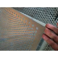 Quality home decoration  perforated aluminum metal sheet suppliers for sale