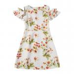 Quality 89D18028 2018 Summer New Elegant Fashion Floral Dress for sale