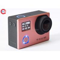 Quality 170 Degree Action Camera With Remote Controller for sale