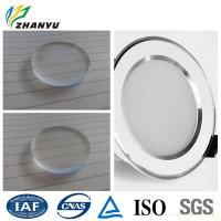 Quality 1.5- 50mm Frosted Clear Cast Acrylic Sheet for sale