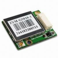 Quality SiRF Star III GPS Module with UBLOX Chipset, 16 Channels and  for sale