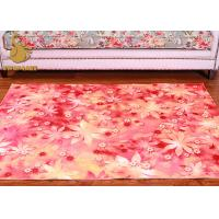 Buy Breathable Printed Indoor Area Rugs For Living Room Easy To Clean at wholesale prices