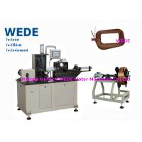 Quality Automatic Transformer Winding Machine, Paper Feeding Wire Winding Machine for sale