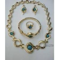 Quality Fashion Gold Plated Jewelry, Jewelry Set,. Jewelrys, Imitation Jewelry for sale