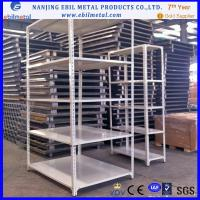 Quality Chinese Manufacturer Steel Slotted Angle Shelf Light Duty Shelf used for warehouse home and garage for sale