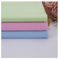 China China factory 32S combed yarn 100% cotton interlock fabric for garment on sale