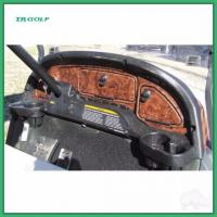 Quality High Strength ABS Club Car Ds Dash With Locks / Golf Cart Dash Kit One Years Warranty for sale