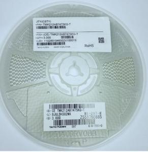 Quality EMK325AC6476MM P 47uf Ceramic Capacitor , ± 20 % X6S Smd Multilayer Ceramic Capacitor for sale