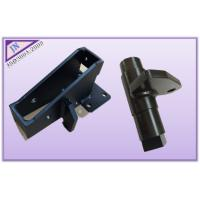 Buy Transportation Equipment Black Zincing CNC Machined Parts Welding at wholesale prices
