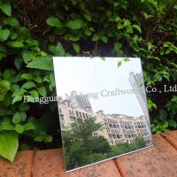 Buy cheap 100% virgin good clear and quality plastic mirrored acrylic sheet from wholesalers