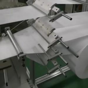 China 100pcs/Min 12kw Korea KF94 Mask Maker Machine on sale