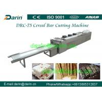 Quality Automatic Peanuts Bar / Chocolate Bar / granola bar machine 200 - 400kg/hr for sale