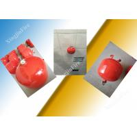 China Sensitive Red 30L Fm200 Fire Extinguisher Auto Electrical Or Manual StartingModel on sale
